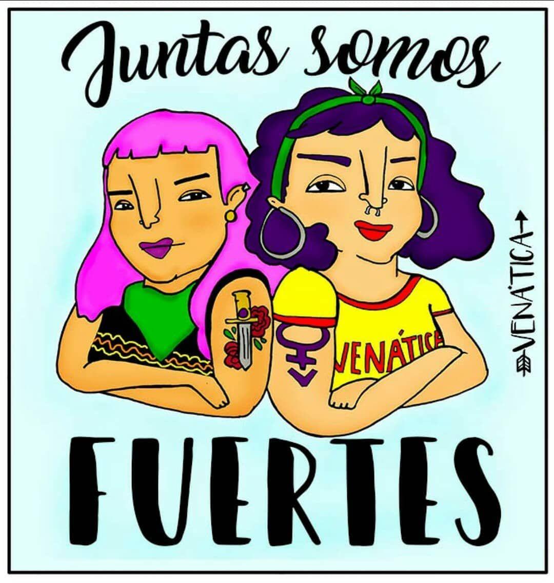 Venatica Ilustraciones Miracomonosponemos Feminismo Arte