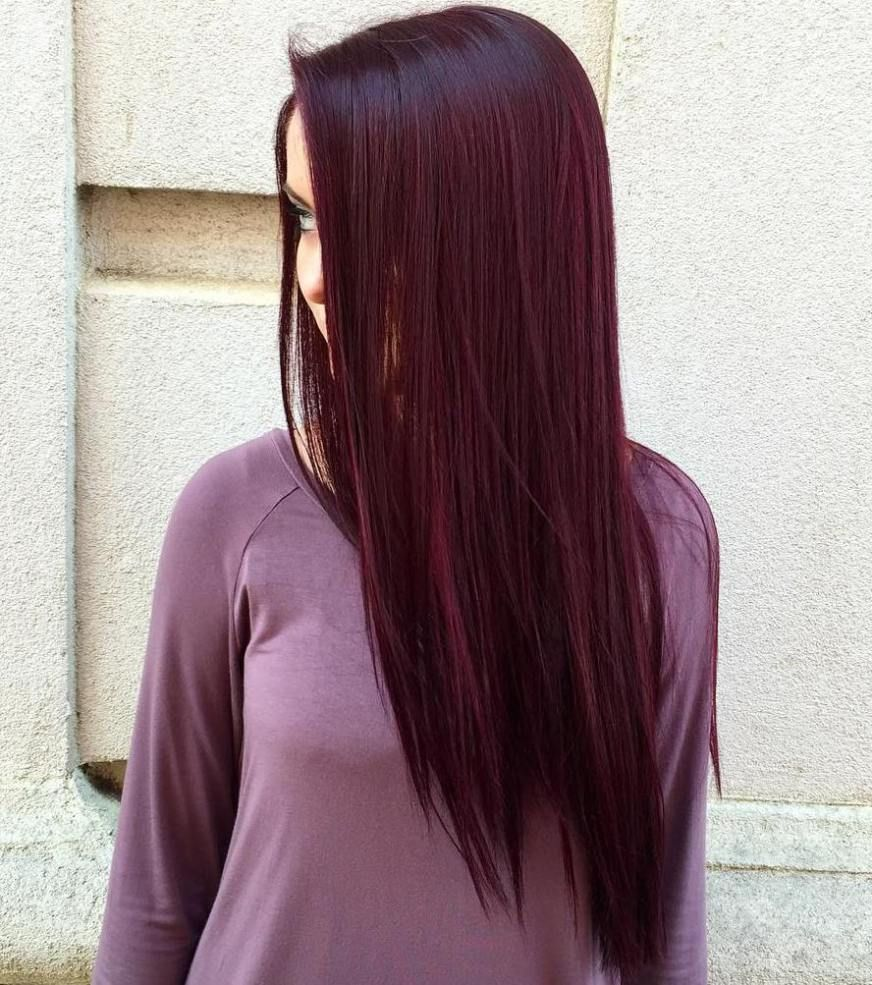 50 Shades of Burgundy Hair Color for 2019 recommendations