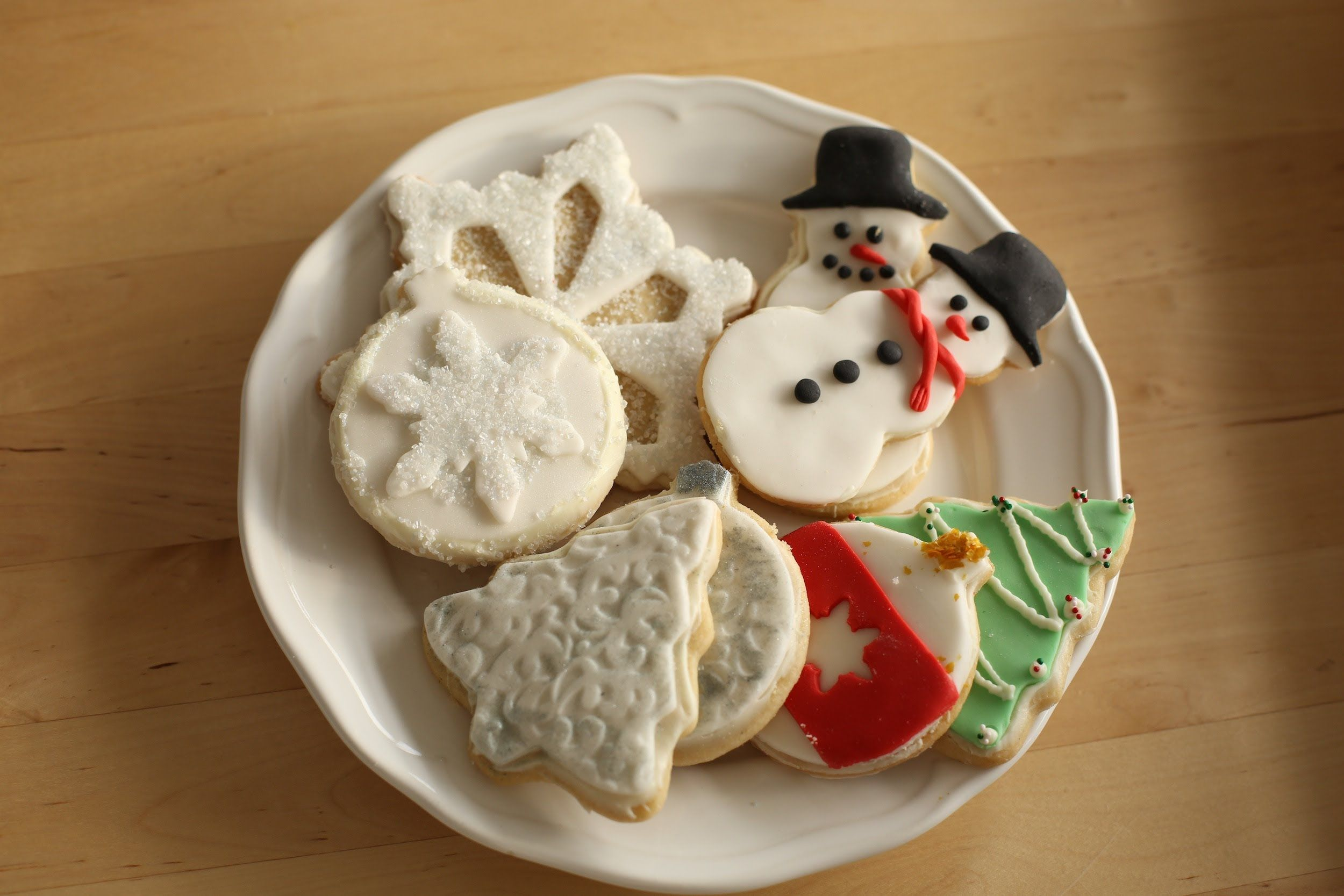 Make this years cookies extra special by using fondant ...