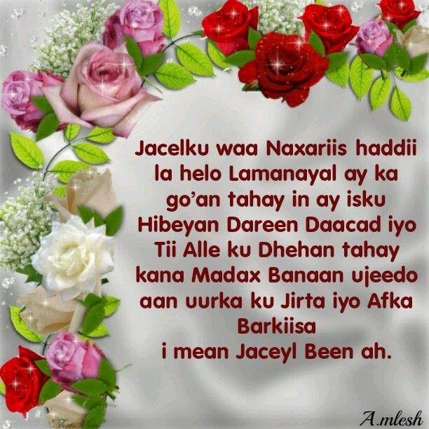 Love Is Wonderful If U Find The One!!!!!? Jacelku Waa