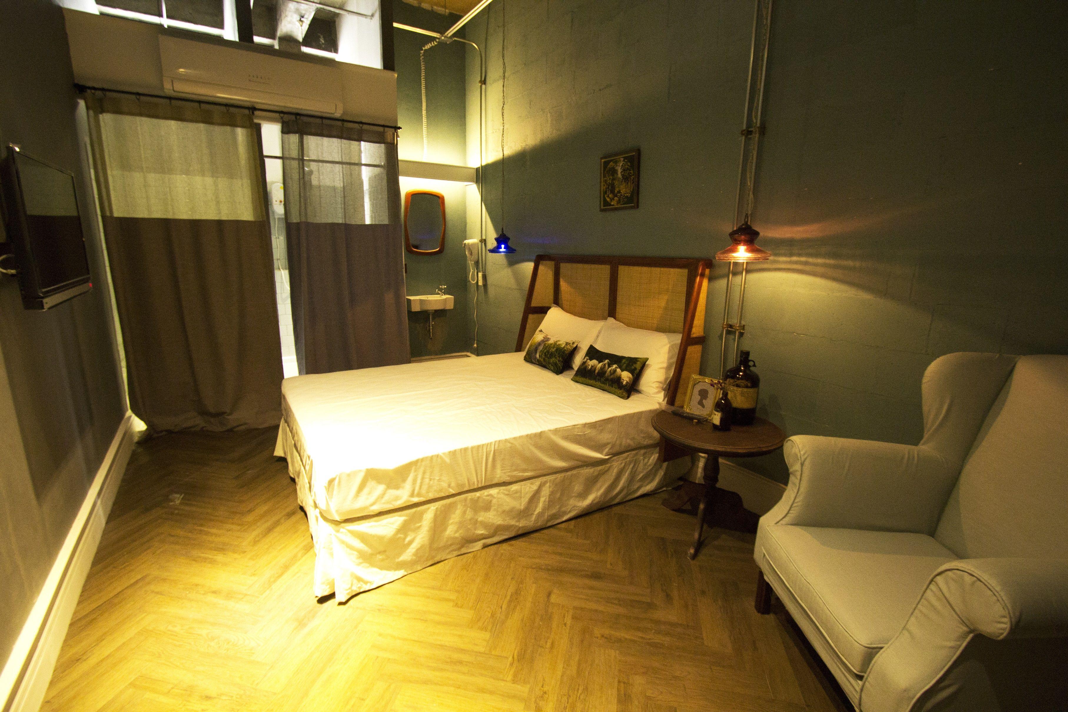 Industrial Vintage Loft Inspired - ONEDAY Hostel, new Bangkok Hostel |  ONEDAY l Pause & Forward : Hostel & Coworking Space in Bangkok | Pinterest  | Bangkok ...