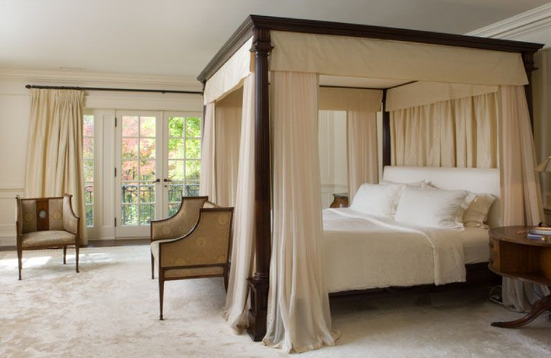 Curtains Ideas curtains for canopy bed frame : 17 Best images about bed frames on Pinterest | North shore, Poster ...