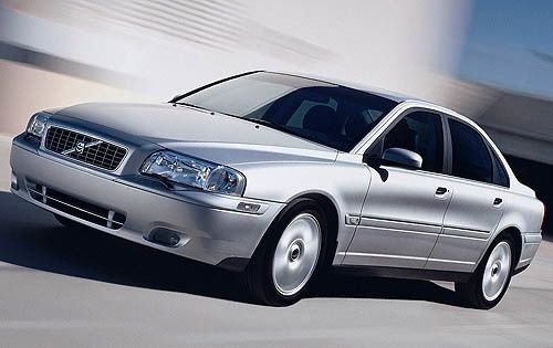 2005 Volvo S 80