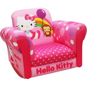 Hello Kitty Balloon Rocking Chair Rocker Chairs Hello Kitty