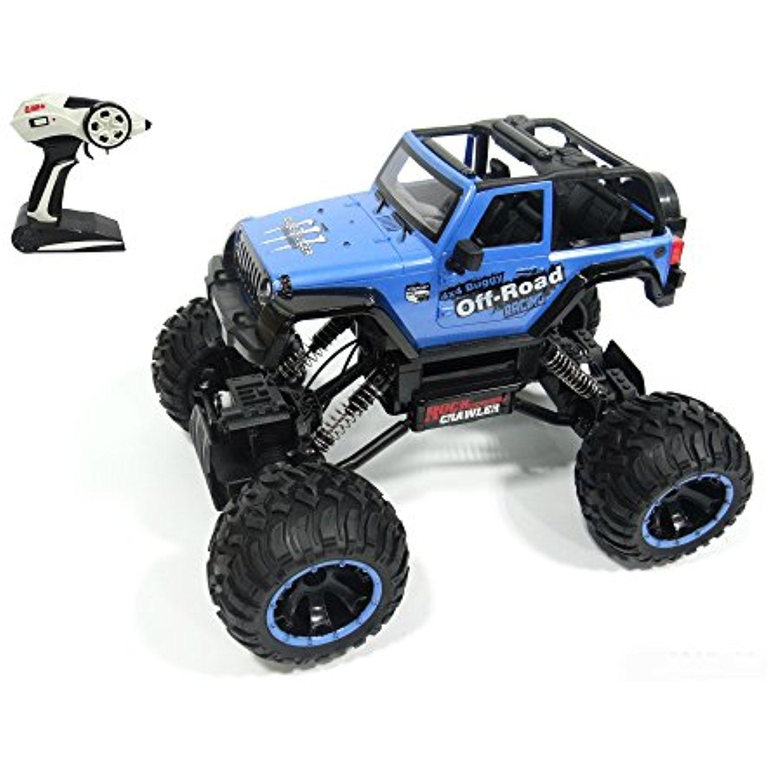 Rc Cars 1 14 Racing 2 4ghz Remote Control Electric Rock Crawler Radio Vehicle Off Road Click Image To Review More Details