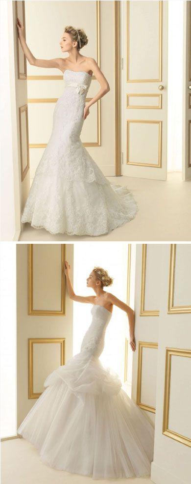 Robes de mariées Luna Novias 2013