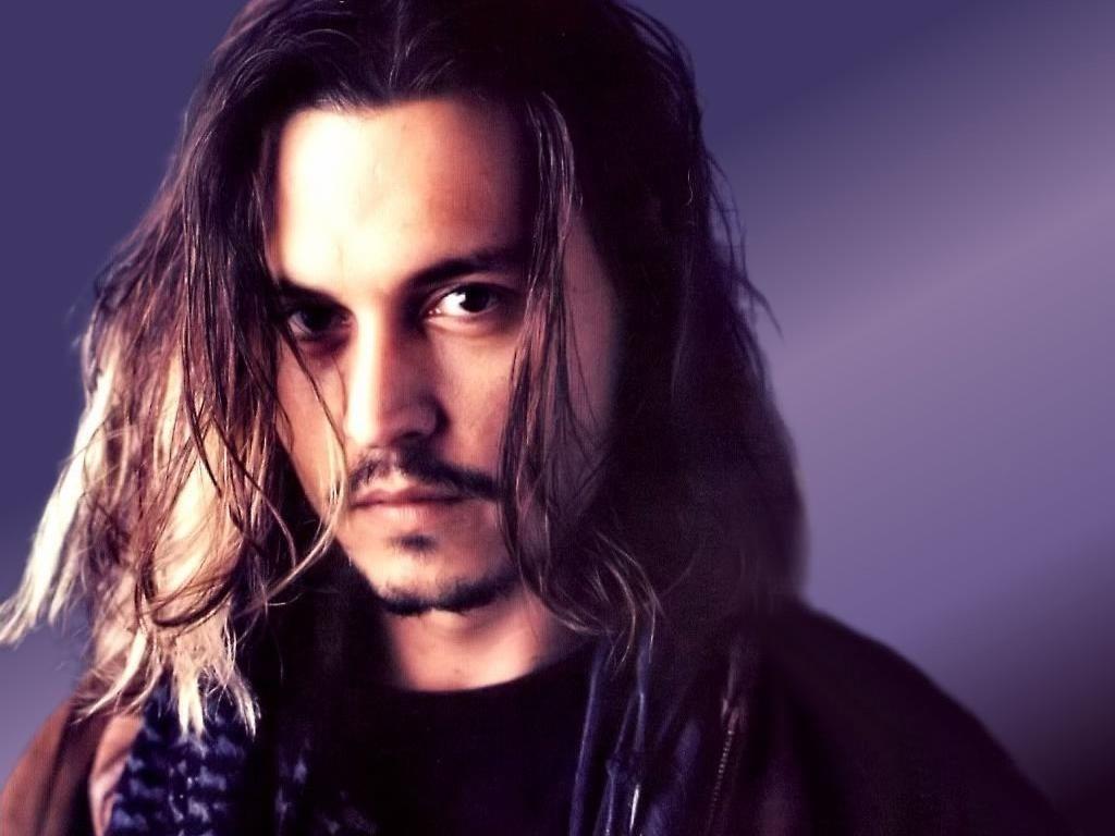 Johnny Depp Long Hairstyles Johnny Depp Long Hair And Hair On Pinterest Johnny Depp Johnny Depp Long Hair Johnny Depp Pictures