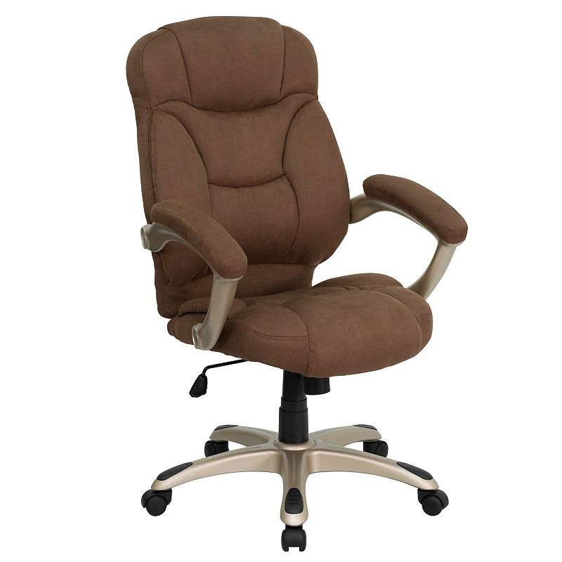 Super High Back Contemporary Executive Swivel Chair Witharms Pdpeps Interior Chair Design Pdpepsorg