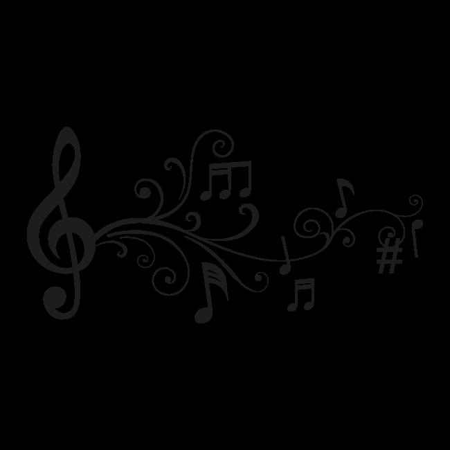 Foto Nota Musical ~ Vinilos Decorativos Notas Musicales Notas de música Pinterest Notas musicales, Musicales y