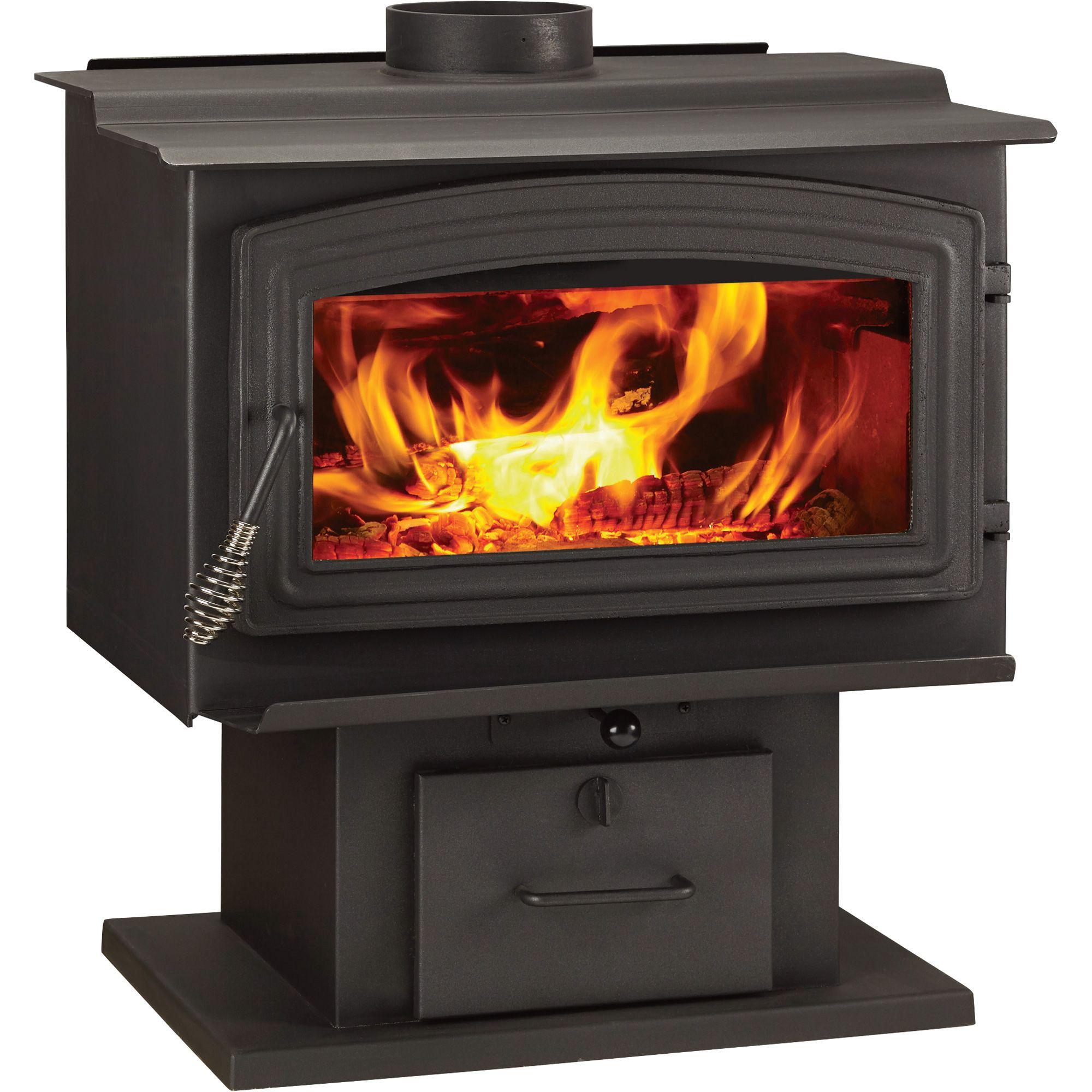 Woodpro Wood Stove 90 000 Btu Epa Certified Model Ws Ts 2000 Wood Stoves Northern Tool Wood Stove Wood Stove Fireplace Wood Burning Fireplace Inserts