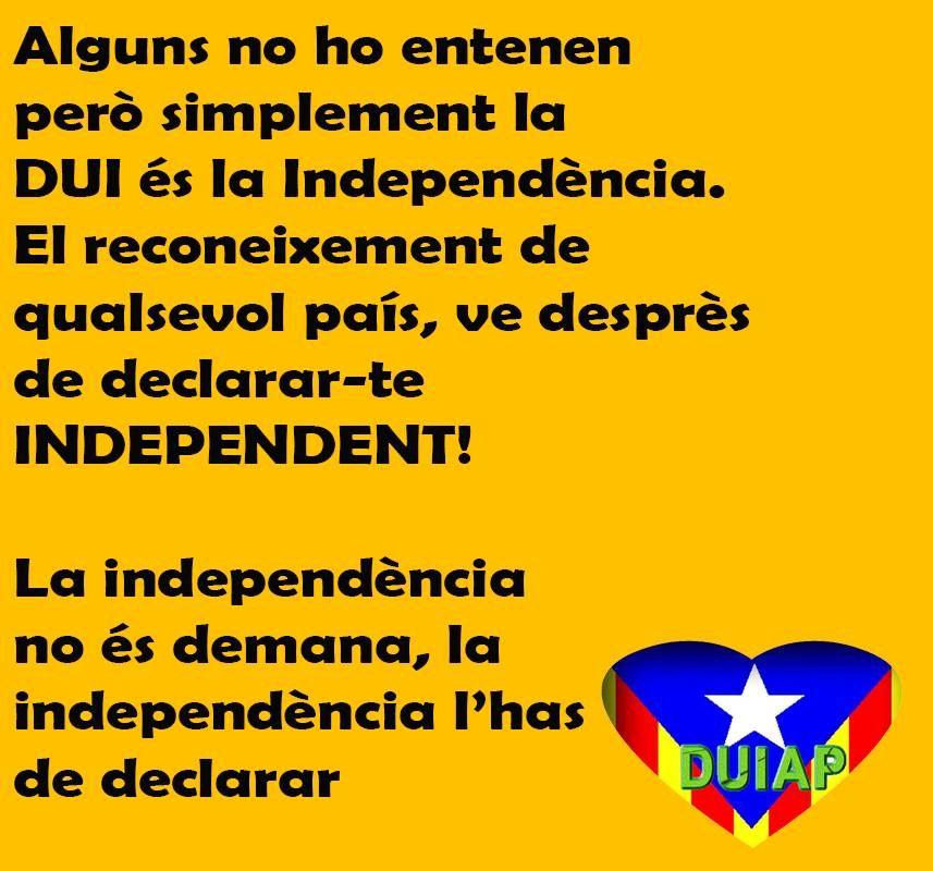 Lluitadors per la Independència