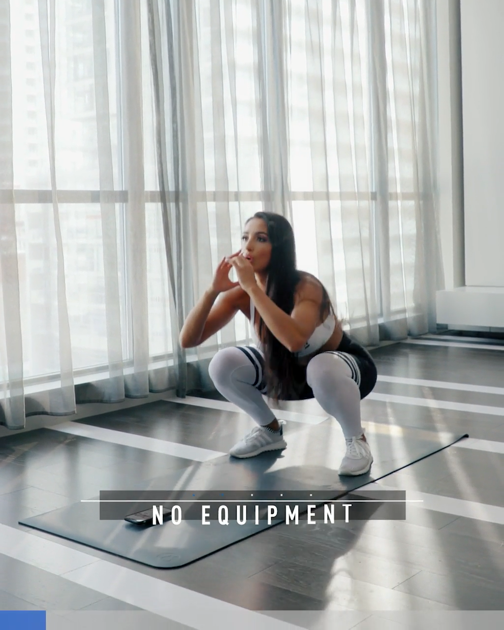 OOMPH No-Equipment HIIT Workouts At Home