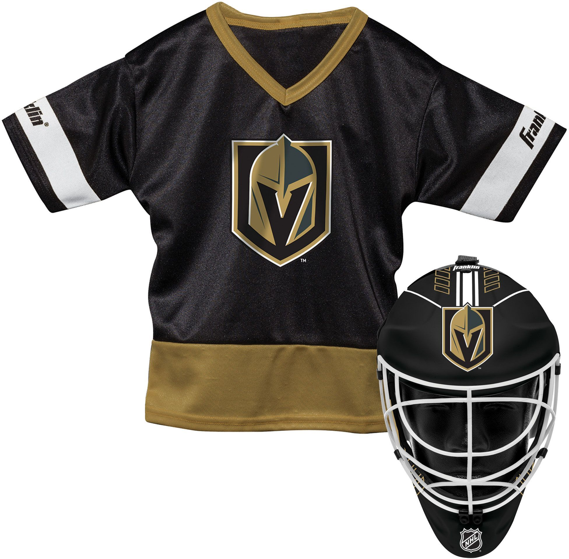 buy online 46aa2 5ca82 Franklin Vegas Golden Knights Kids' Goalie Costume Set ...