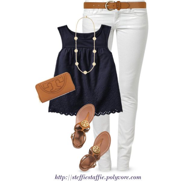 how to create outfits on polyvore