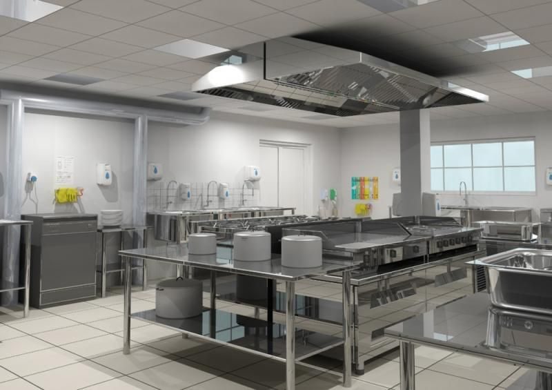 Global Requirements Industrial Restaurant Kitchens