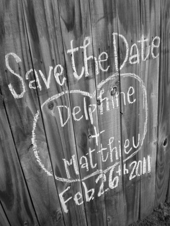 Cute save the date ideabut i think i could do it myself cute save the date ideabut i think i could do solutioingenieria Choice Image