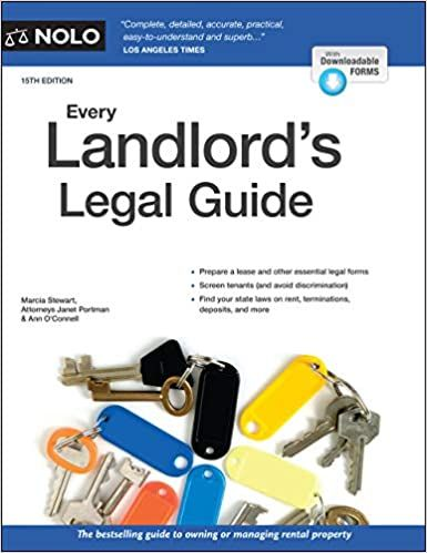 Every Landlord S Legal Guide 2020 In 2020 Being A Landlord Real Estate Investing Books Investing Books