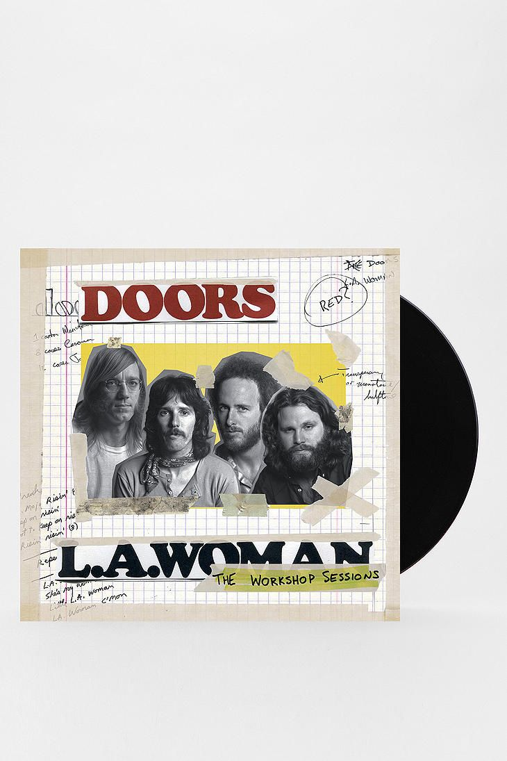 The Doors - L.A. Woman: The Workshop Sessions 2XLP