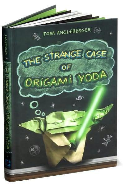 The Strange Case Of Origami Yoda Origami Yoda Series 1 Book