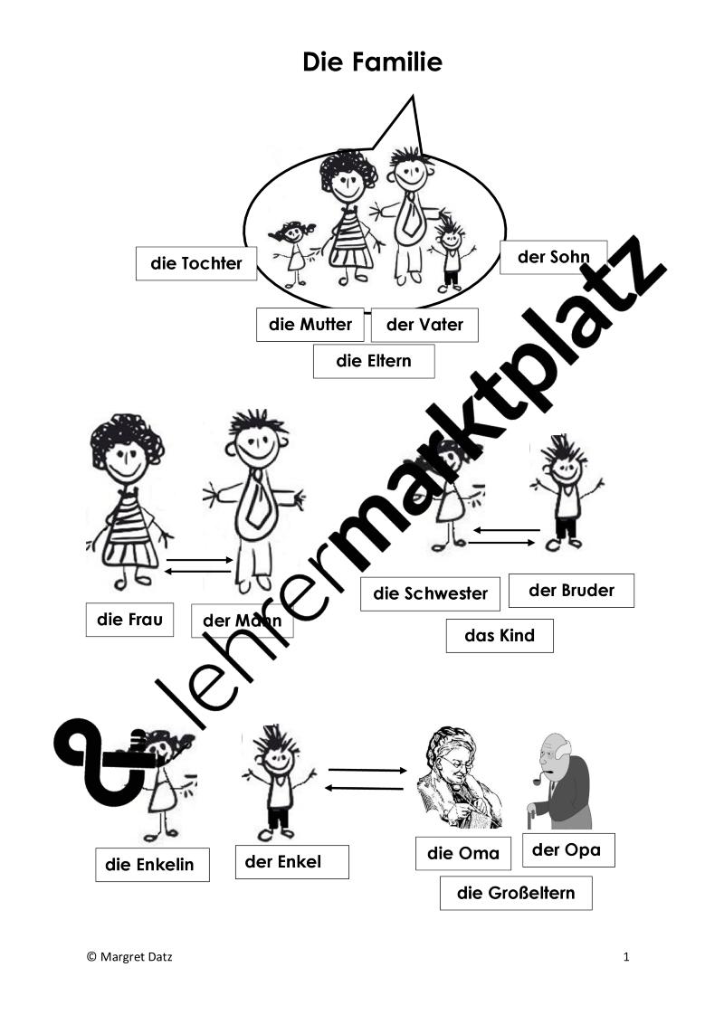 Famous Cvc Wort Familie Arbeitsblatt Model - Mathe Arbeitsblatt ...