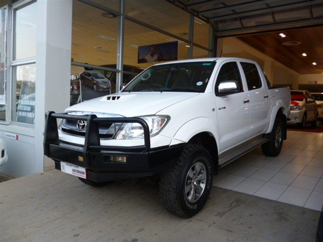 An Inspiring Bakkie That Has It All 2009 Toyota Hilux