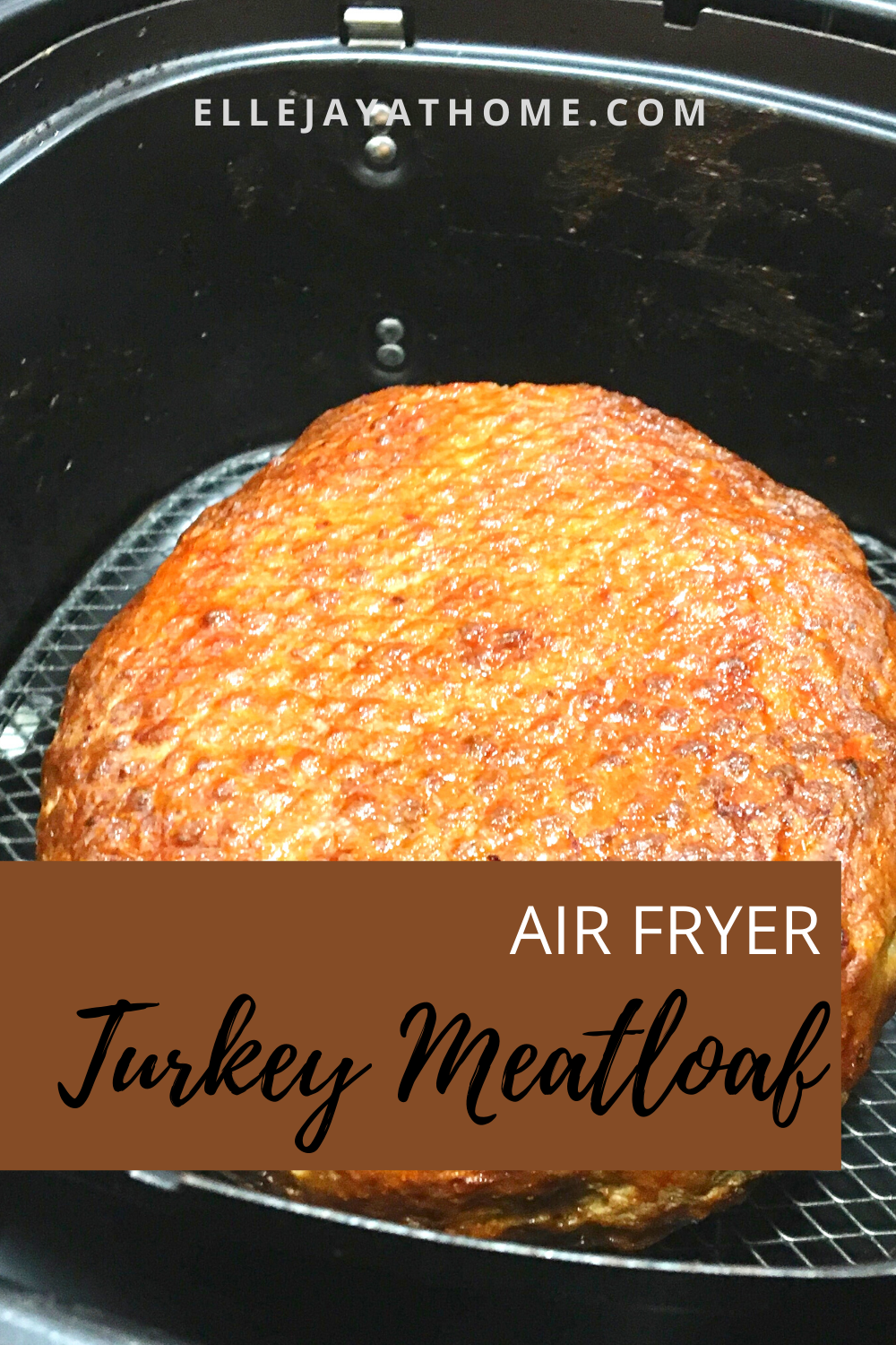 How To Make Amazing Air Fryer Turkey Meatloaf Recipe Turkey Meatloaf Meatloaf Spinach Bites
