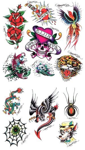 Image result for ed hardy tattoo designs   Ed hardy ...
