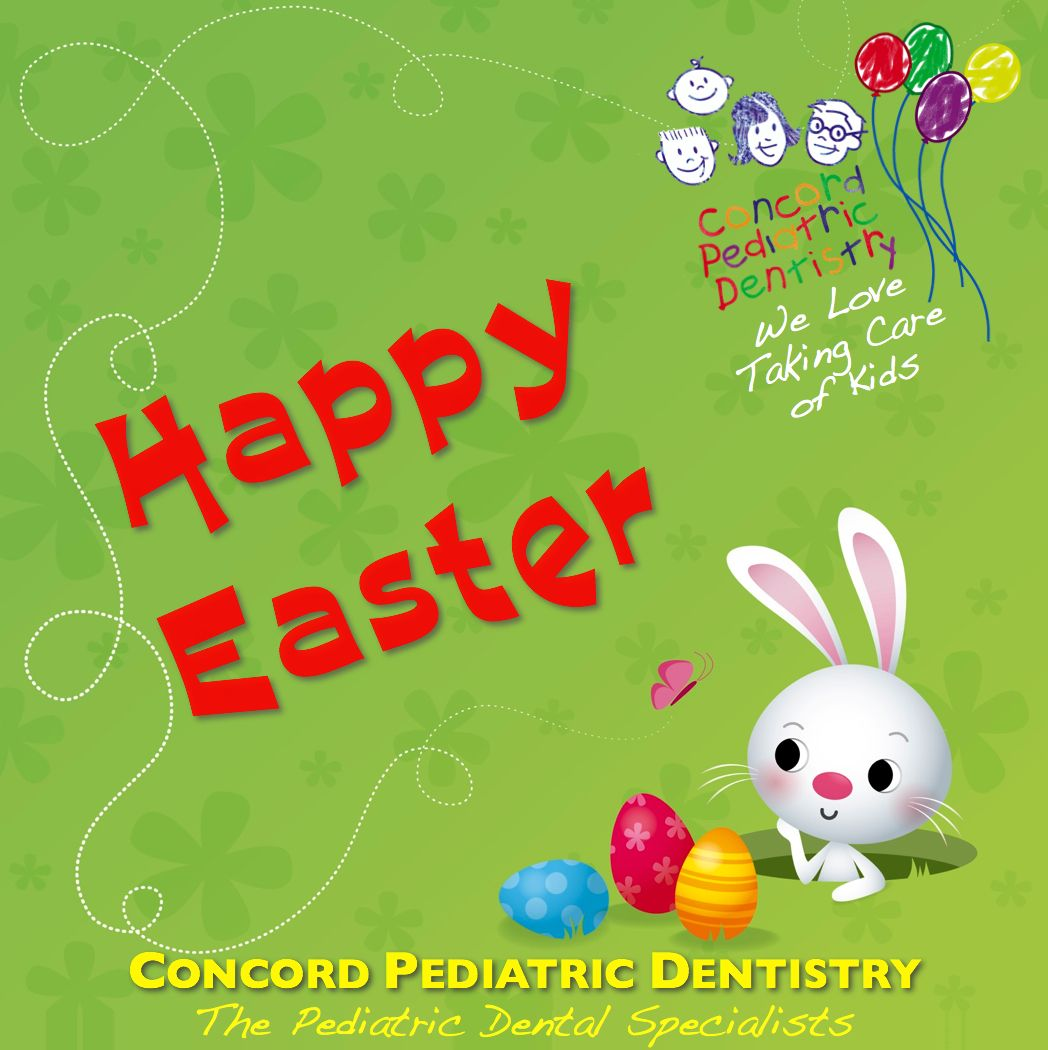 Happy Easter Pediatric dentistry, Dental specialist