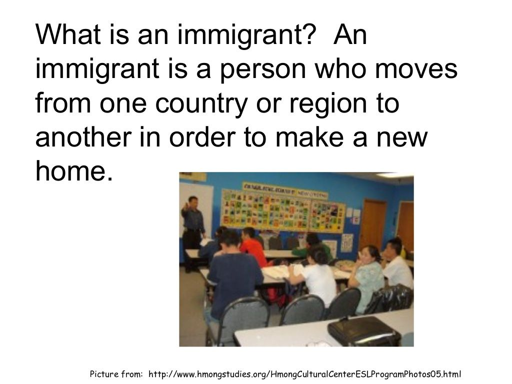 Immigration Push Amp Pull Factors By Skippers7 Via