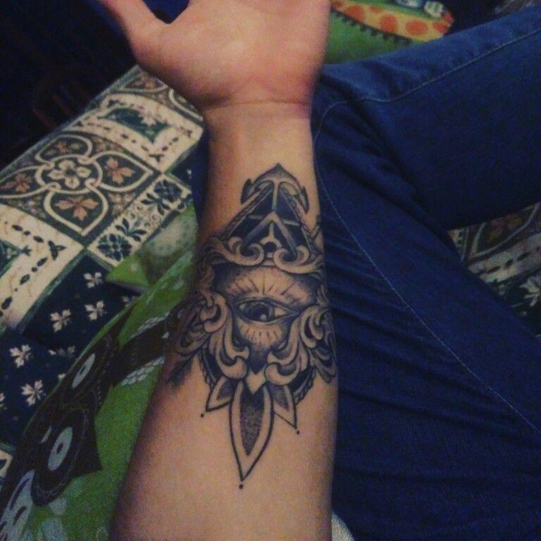 Primeira tatuagem, com vontade de fazer mais!!!!!