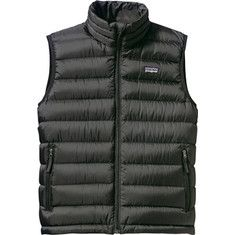 Special Offers Available Click Image Above: Patagonia Down Sweater Vest (children's) - Black