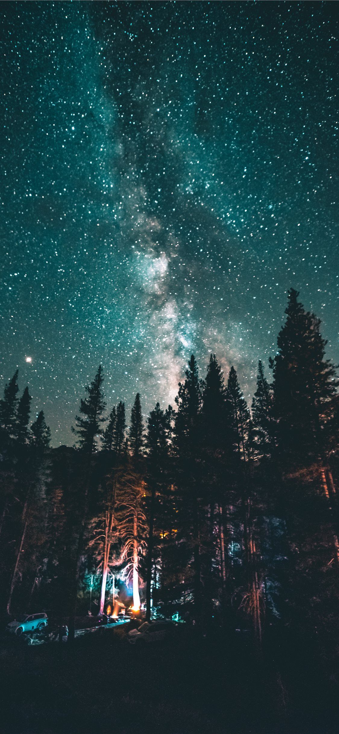 Free Download The Campfire Wallpaper Beaty Your Iphone Woods Lake United States Night Sk Night Sky Wallpaper Beautiful Nature Wallpaper Nature Wallpaper