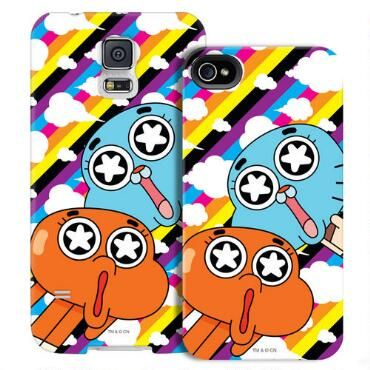9f3a1586d2 The Amazing World of Gumball Wow Phone Case for iPhone and Galaxy ...
