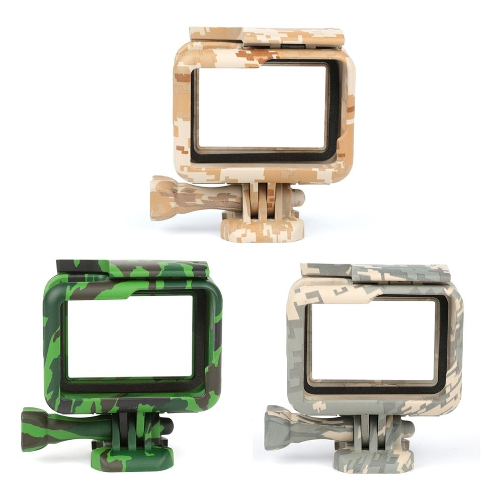 Camouflage Frame For GoPro - mygadgetonline com in 2019