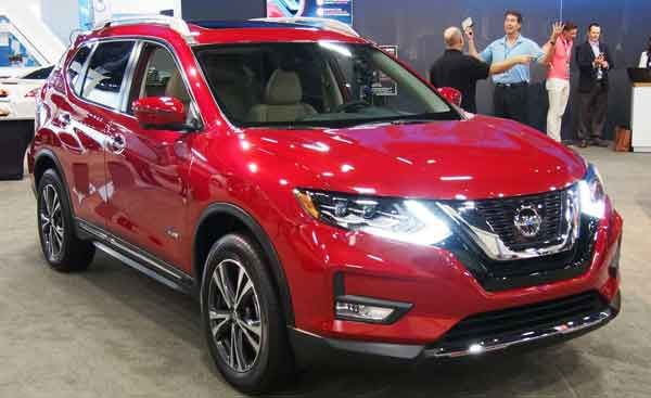 Nissan Rogue Hybrid 2017 Specs Release Date Price Nissan Rogue Nissan Upcoming Cars