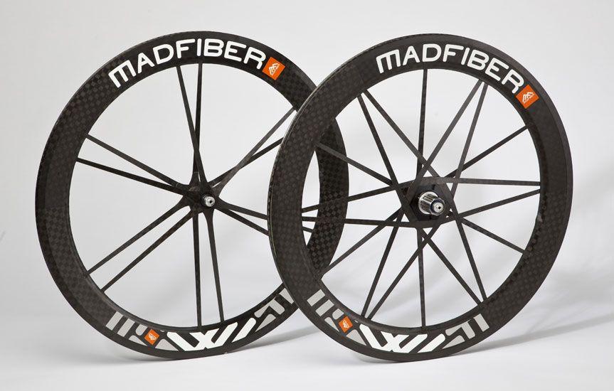 Mad Fiber Clinchers Bike Wheel Bicycle Wheel Road Bike Cycling
