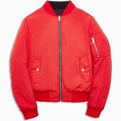 Photo of Calvin Klein reversible bomber jacket M Calvin KleinCalvin Klein