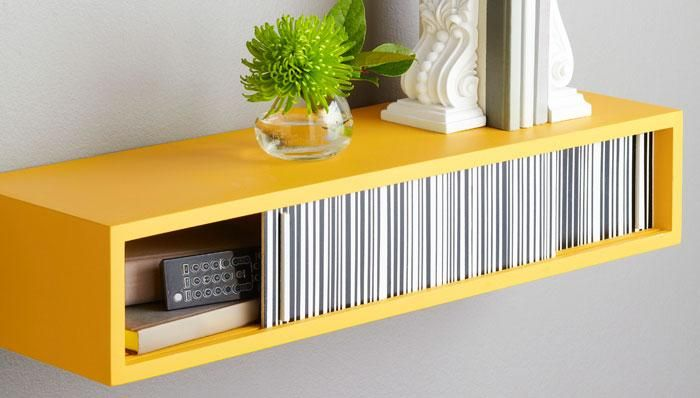 this do it your shelf project features helpful storage and an eye rh pinterest com