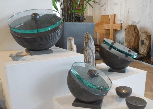 Ansicht Urnen speichern und wählen