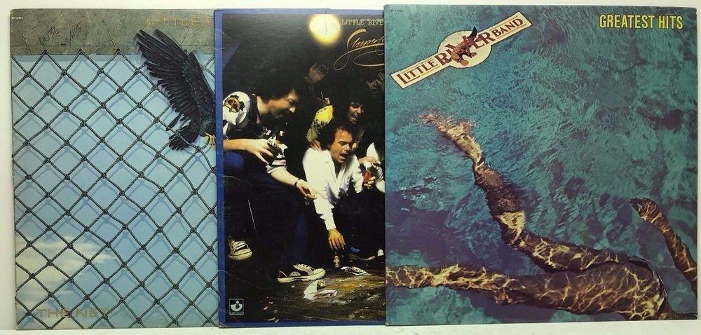 Little River Band Lp Vinyl Record Album Lot The Net