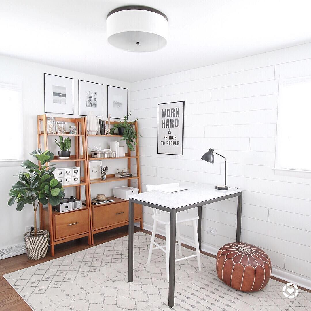 If you\'re guilty of seriously neglecting your home office, raise ...
