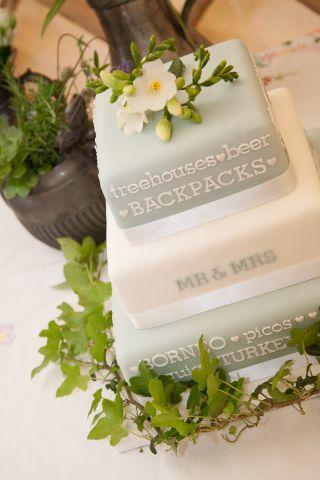 shabby chic wedding cake ideas | Shabby Chic yurt photoshoot – part 2 }
