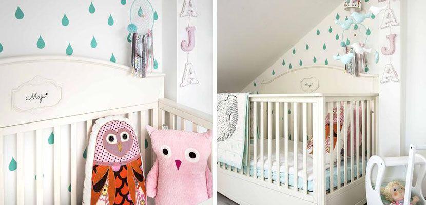 Cómo decorar el dormitorio de un bebé de forma neutra | Decoración