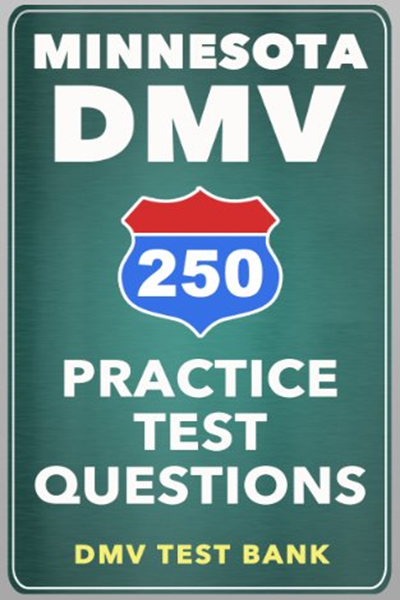 DMV Test Bank - 250 Minnesota DMV Practice Test Questions in