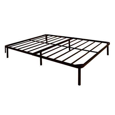 Alwyn Home Platform Bed Size Twin Xl Metal Bed Frame