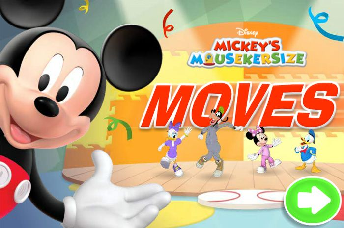 Mickey Mouse Clubhouse Gamea On Disney Junior Mickey Mouse Mickey Mickey Mouse Clubhouse
