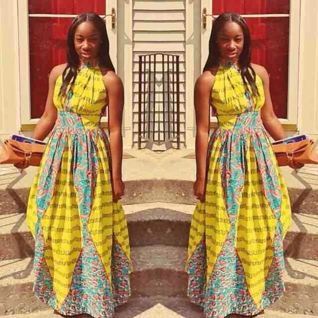 Summer Dress Latest African Fashion African Prints African Fashion Styles African Clothing