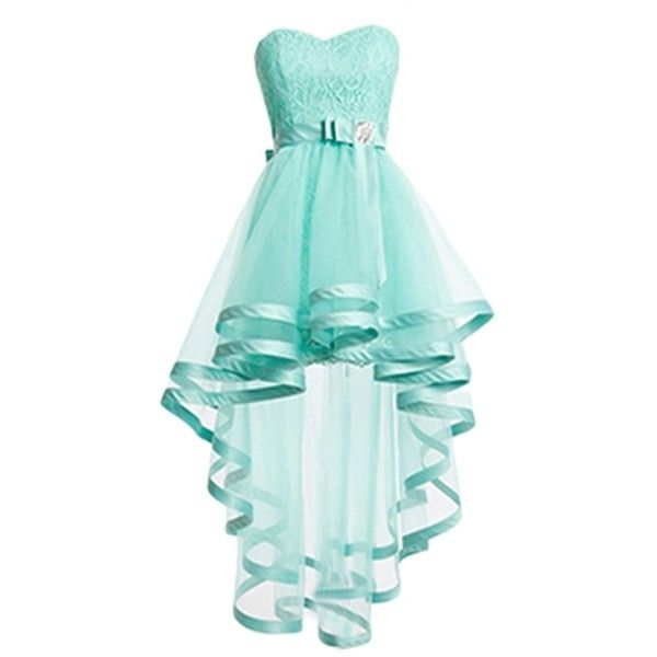 Shop the latest styles of Dresstells® Women's Tulle High Low Homecoming Dress Lace Prom Dress at Amazon Women's Clothing Store. Free Shipping+ Free Return on e…