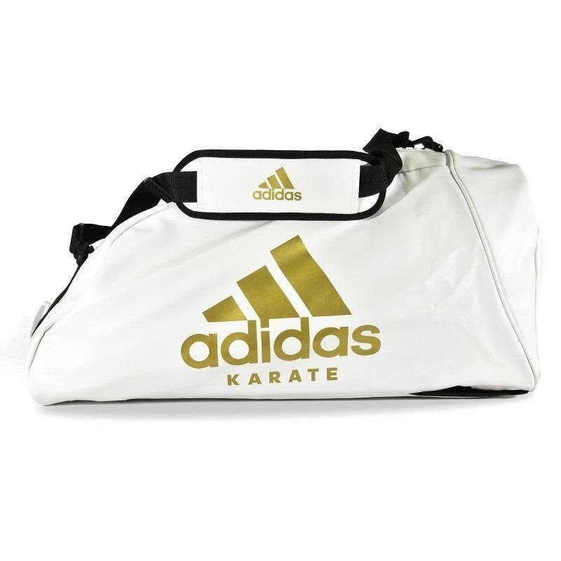 Bolsa deporte KARATE ADIDAS Convertible en mochila Blanco