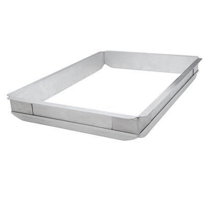 Winco Commercial 1 2 Sheet Aluminum Sheet Pan Extender Winco Sheet Pan Aluminium Sheet